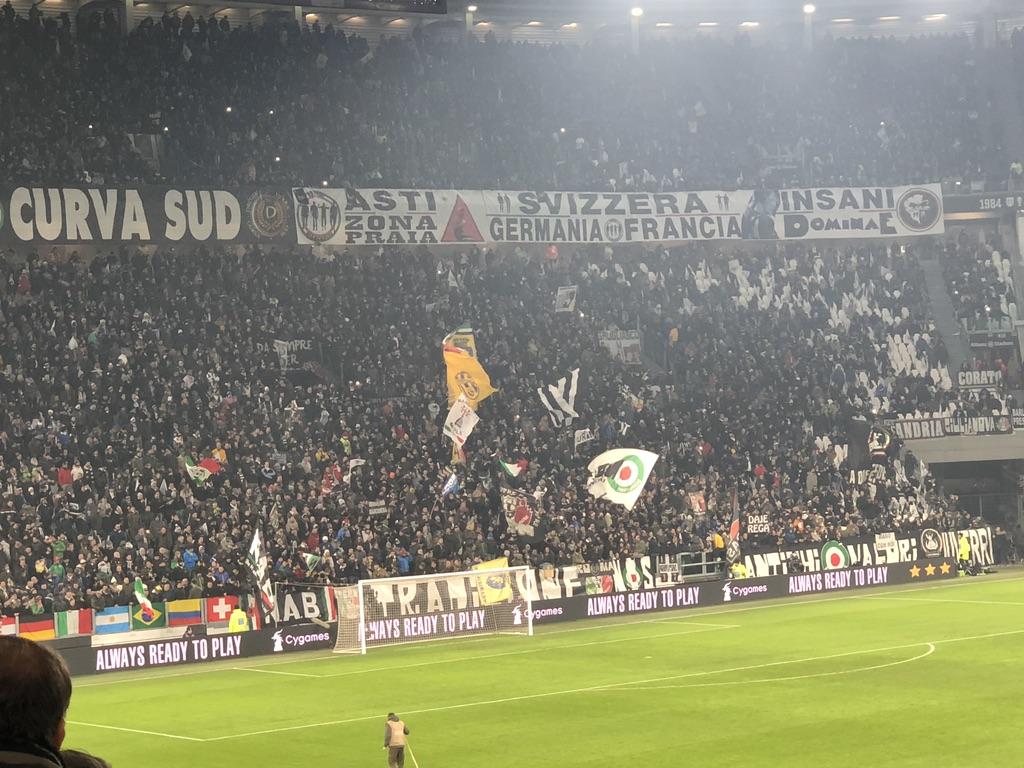 Erleben Sie die Juventus Spiele als VIP Gast